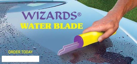 water blade for car