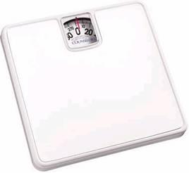 HEALTH O METER, COUNSELOR, DIAL BATHROOM SCALE, C47-01
