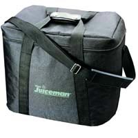 JUICEMAN TRAVEL BAG, JMB1, Fits the JM1A, JM410, JM411 Juiceman Juice Machine.