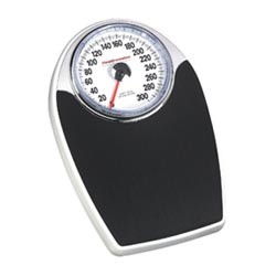 HEALTH O METER, DIAL BATHROOM SCALE, 142KD-41.  Your measure for good health.