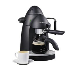 Mr. Coffee Coffee Makers, ECM20, Combination Coffeemaker, Cappuccino, Latte, and Steam Espresso Machine.  LOADED WITH SPECIAL FEATURES.