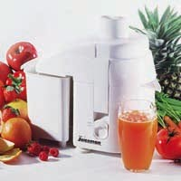 ORIGINAL JUICEMAN JR, 1/4 HP JUICE EXTRACTOR, JM1A